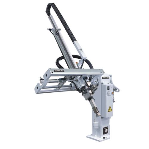 斜臂式注塑机机械手